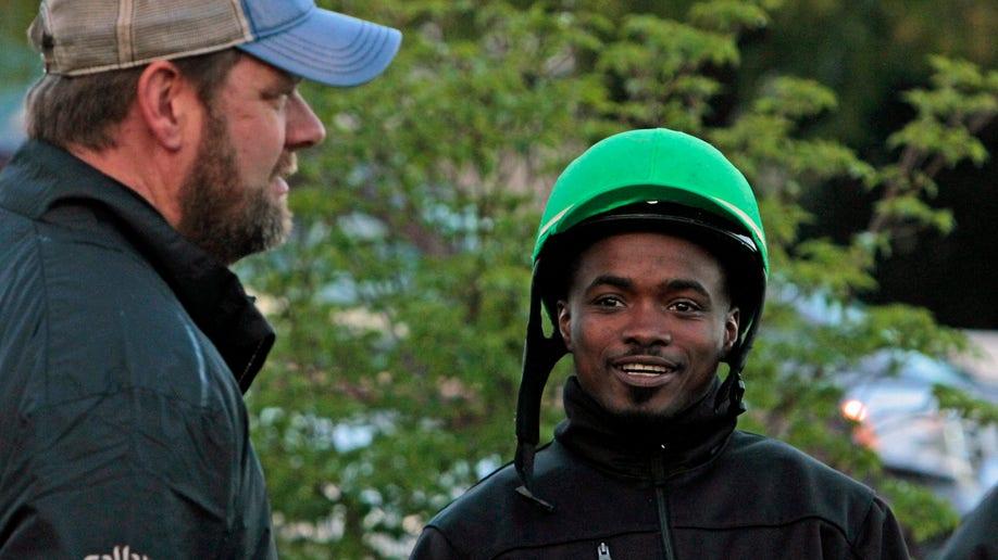 444c0bb4-Kentucky Derby Horse Racing