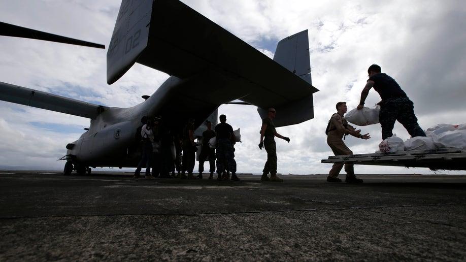 c9845783-Philippines Typhoon US Military