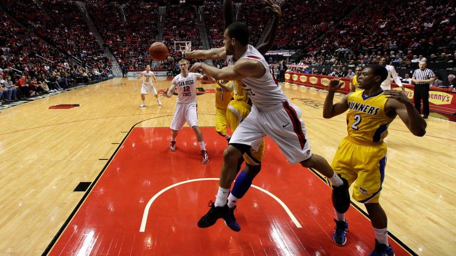 25a6451e-Cal St Bakersfield San Diego St Basketball