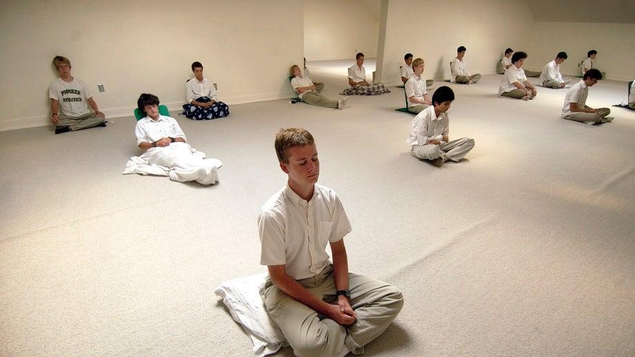 Meditation Fight