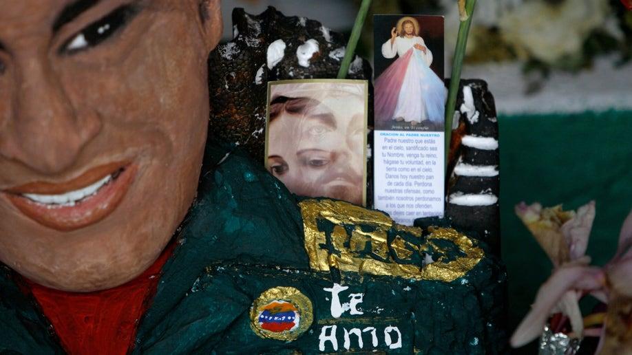 Venezuela Chavez Shrine