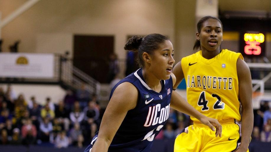 UConn Marquette Basketball