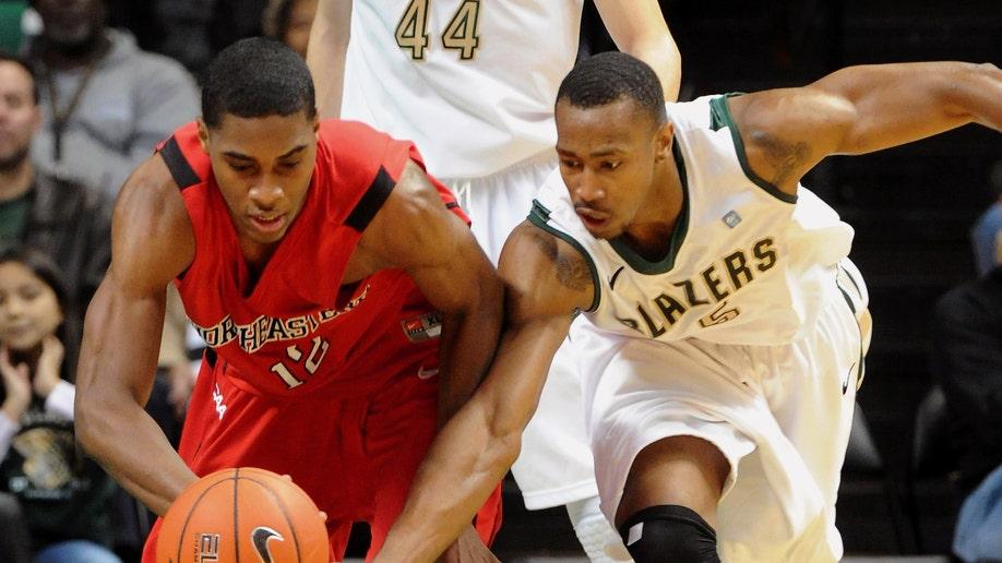 Northeastern UAB Basketball