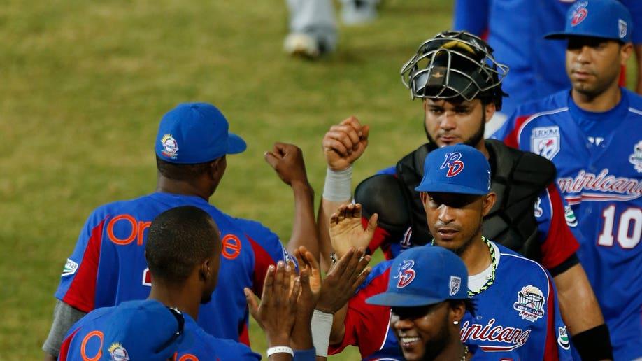 0008050d-Venezuela Caribbean Series Baseball