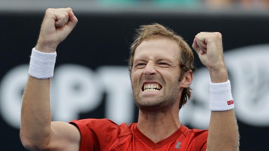 d64ba3d3-Australian Open Tennis