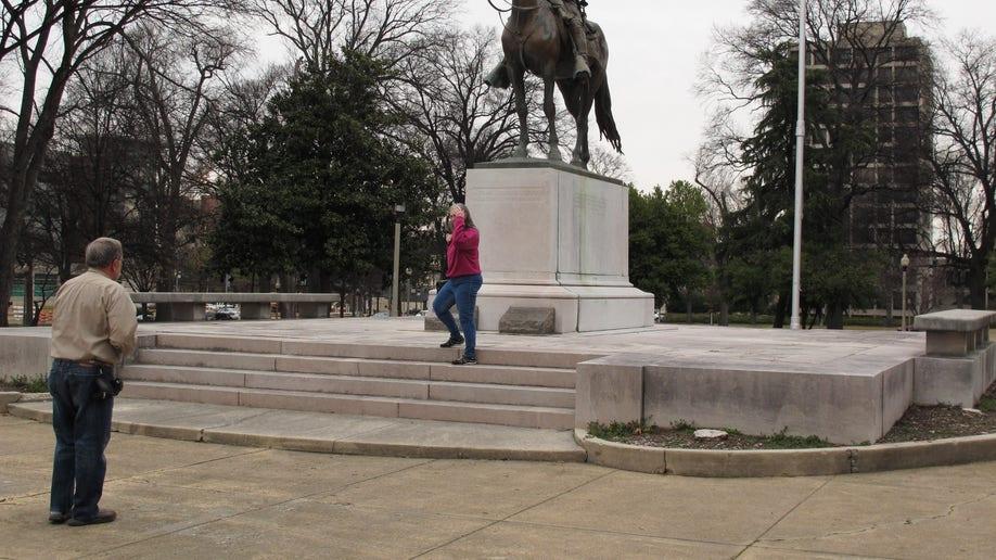 Confederate Parks