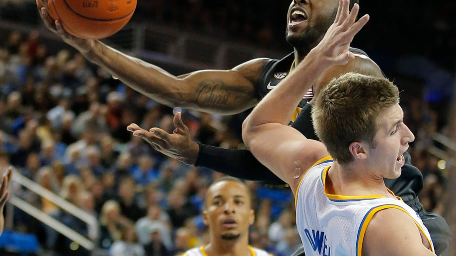 Missouri UCLA Basketball
