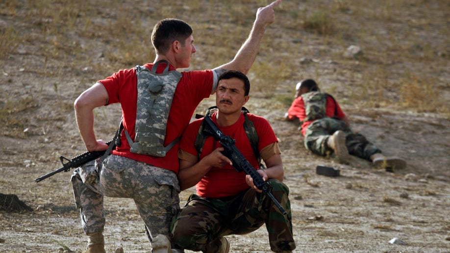 Afghanistan Winding Down