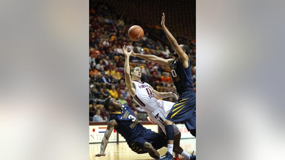 e2d62531-West Virginia Virginia Tech Basketball