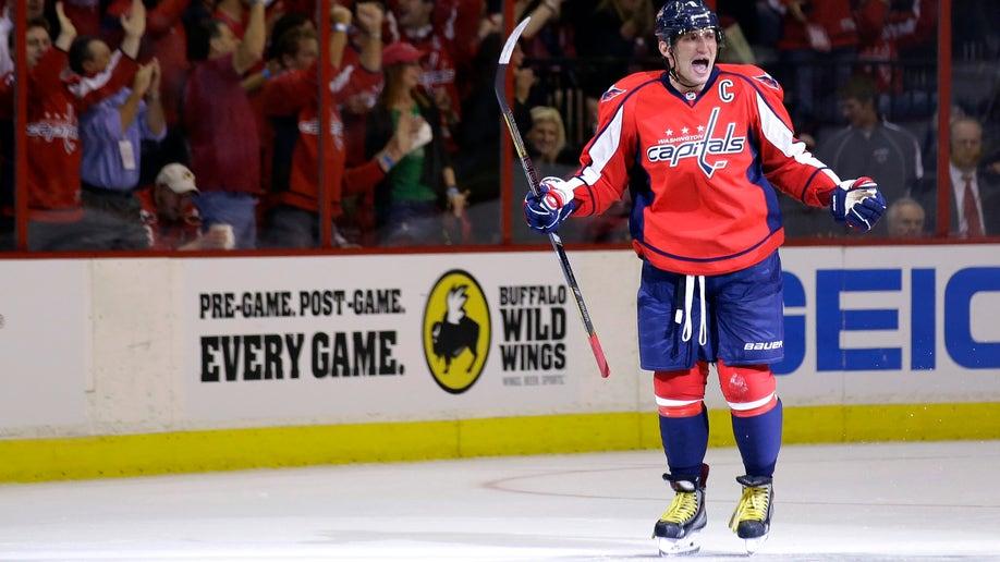 Calgary Capitals Hockey