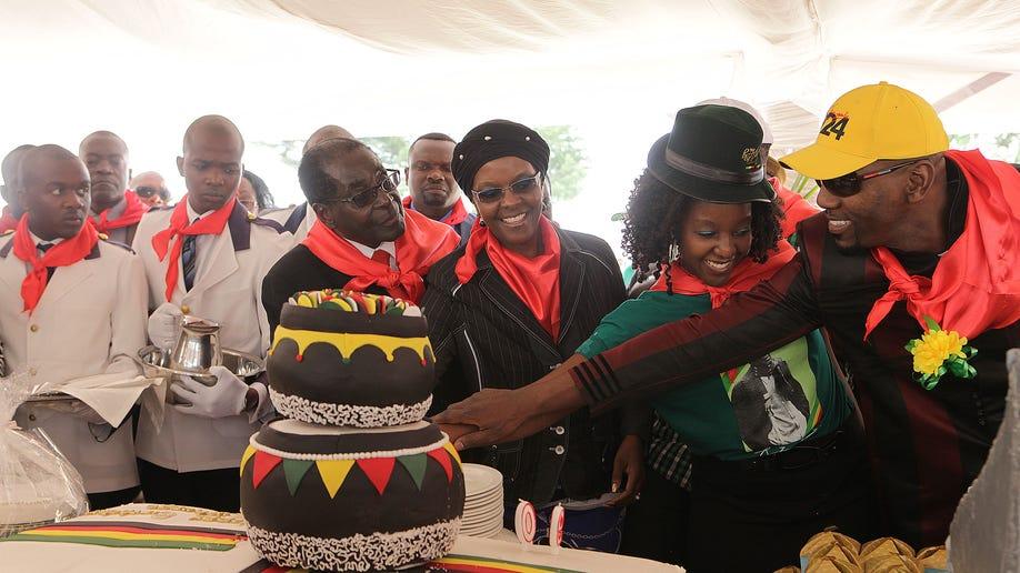 d17aeee3-Zimbabwe Mugabe Birthday Celebrations