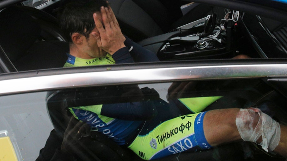 07695f9c-APTOPIX Cycling Tour de France