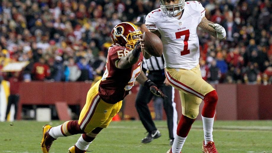 64fdb599-49ers Redskins Football