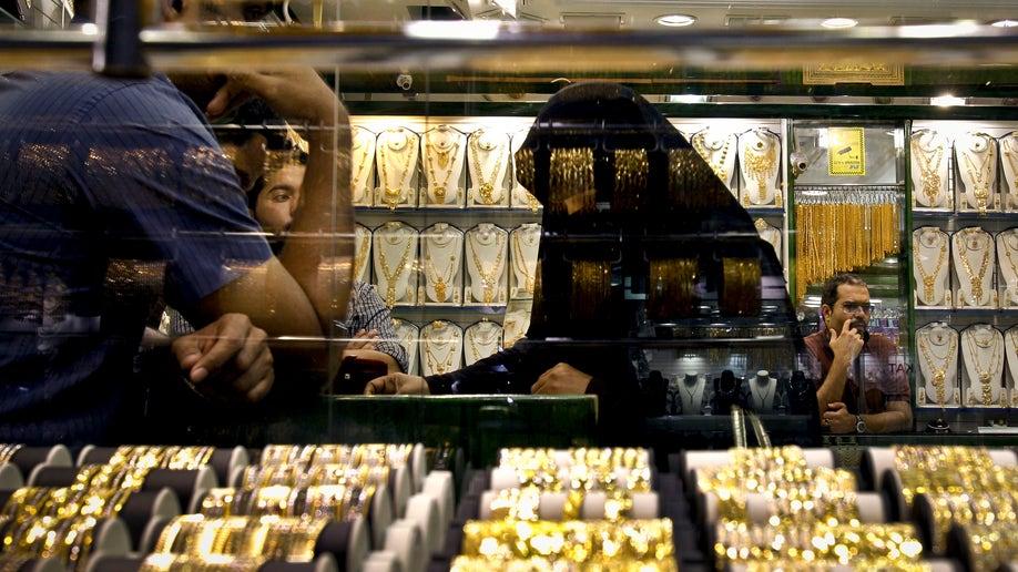 Mideast Dubai City of Gold
