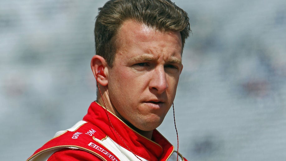 IndyCarAllmendinger 2nd Chance Auto racing