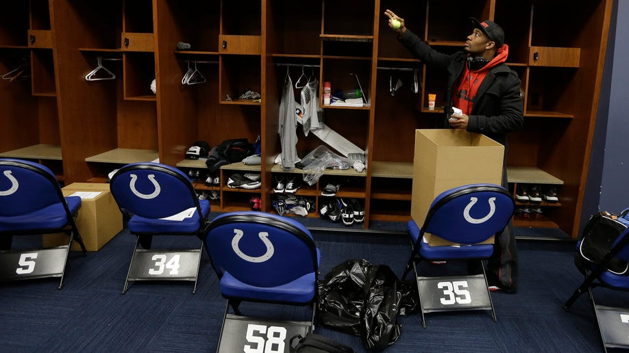 Colts Wrapup Football