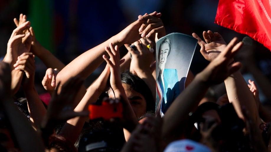 APTOPIX Chile Elections