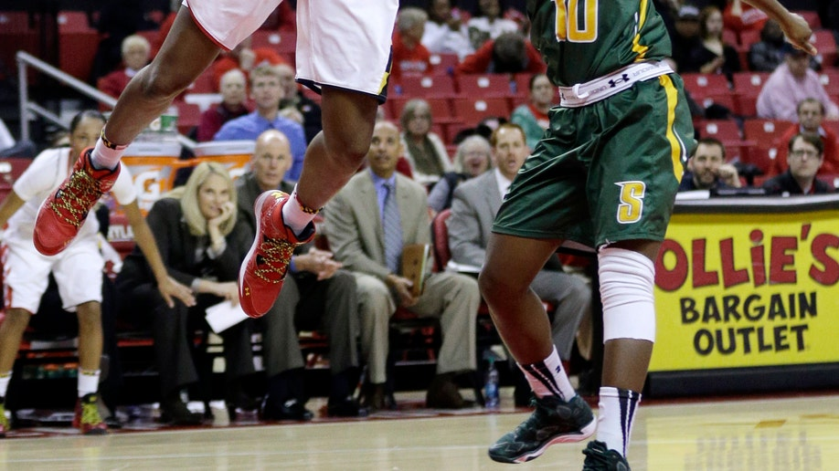 Siena Maryland Basketball