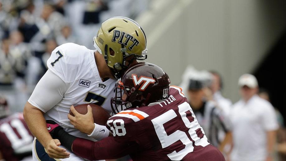 518e74ed-Pittsburgh Virginia Tech Football