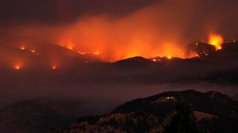 a8a26fcc-APTOPIX Colorado Wildfires