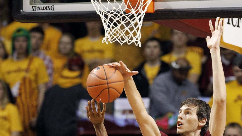 Florida State Minnesota Basketball