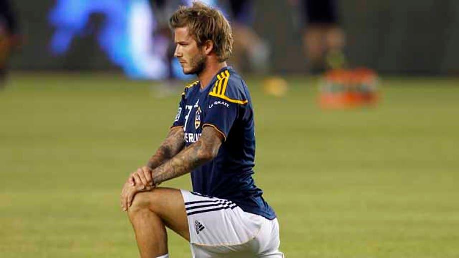 MLS United Galaxy Soccer