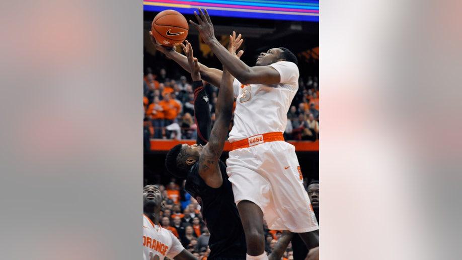 Cincinnati Syracuse Basketball