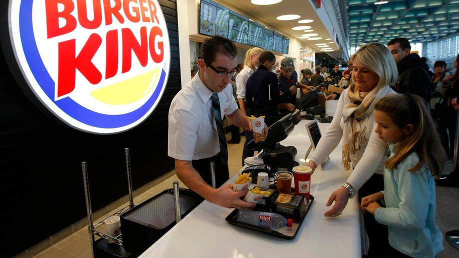 France Burger King