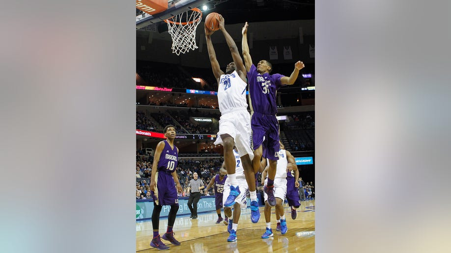 LeMoyne Owen Memphis Basketball