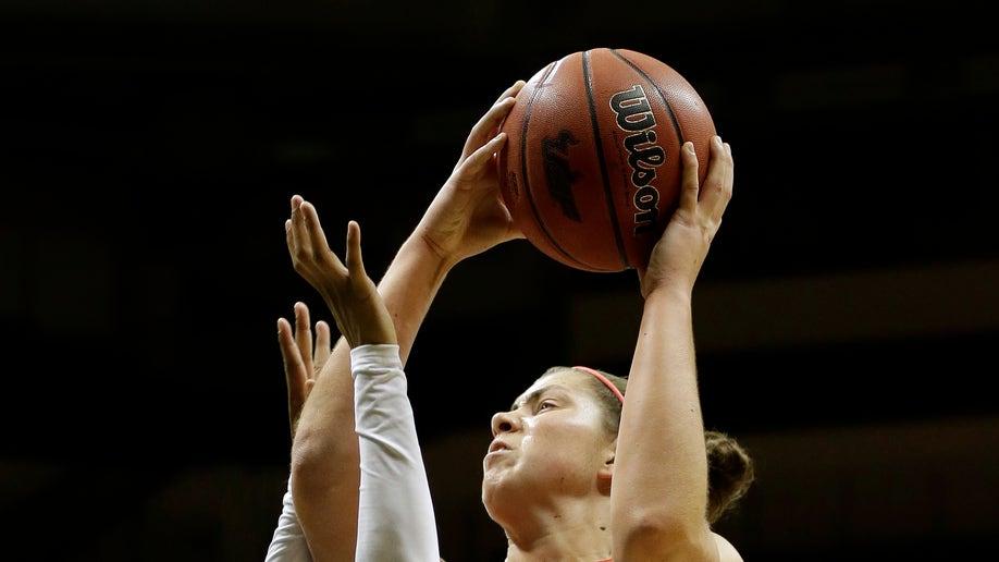 Louisville South Florida Basketball