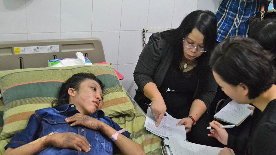 Indonesia Hong Kong Maid Abuse