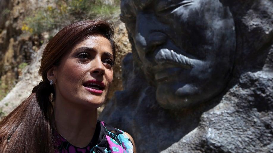 0c5df73d-Mideast Lebanon People Salma Hayek