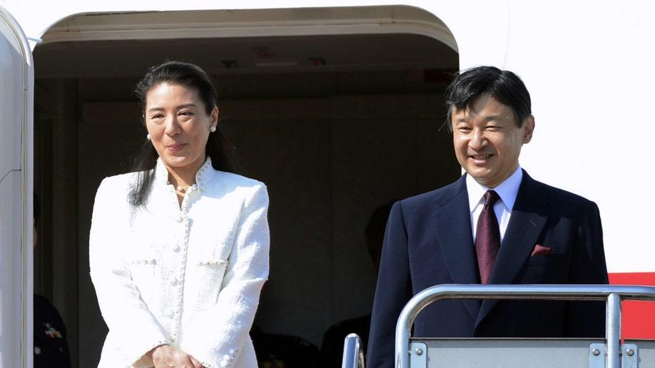 Japan Crown Princess