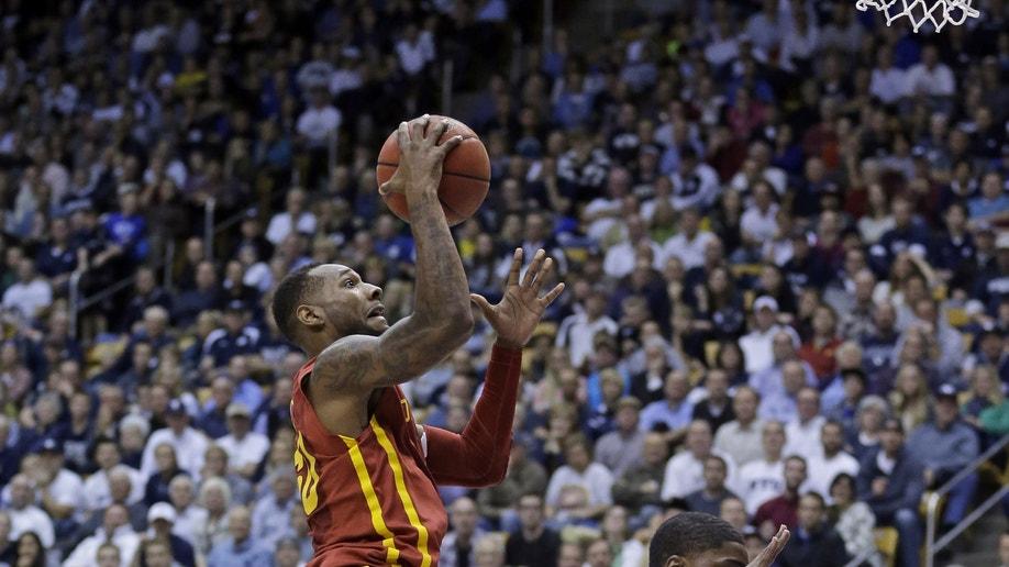 Iowa St BYU Basketball