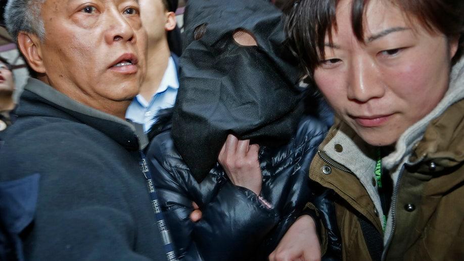 Hong Kong Maid Abuse