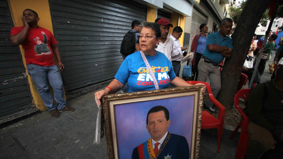 9652df1c-APTOPIX Venezuela Chavez