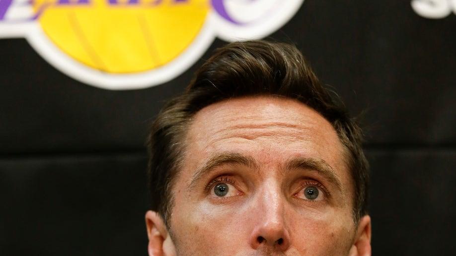 Lakers Wrapup Basketball