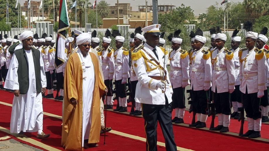 Mdeast Sudan