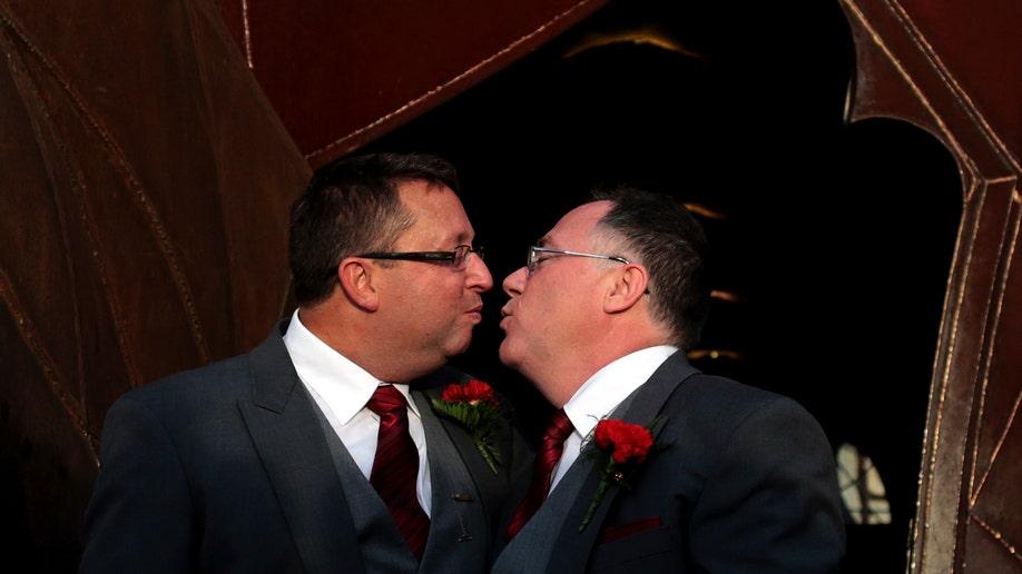 Spain Australia Gay Marriage