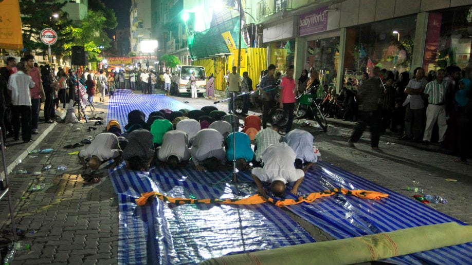Maldives Election