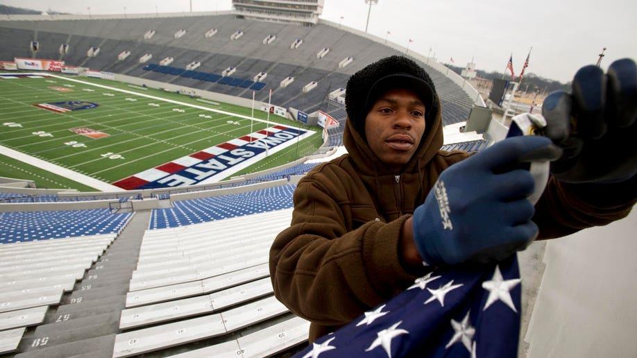Liberty Bowl Football