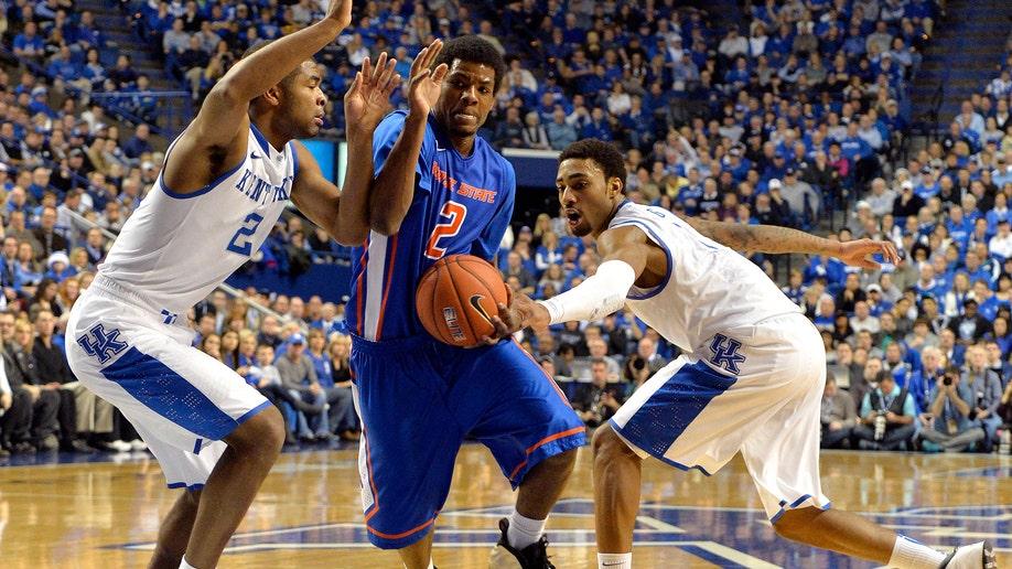 Boise St Kentucky Basketball