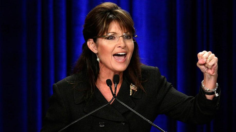 Palin California