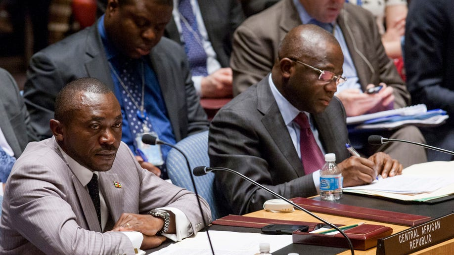 UN Central African Republic
