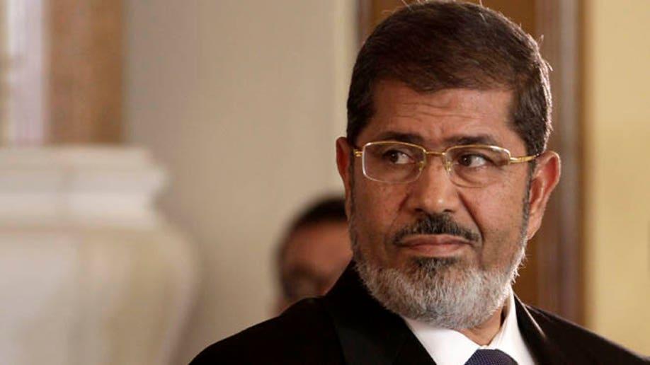 Mideast Egypt Morsis Choices