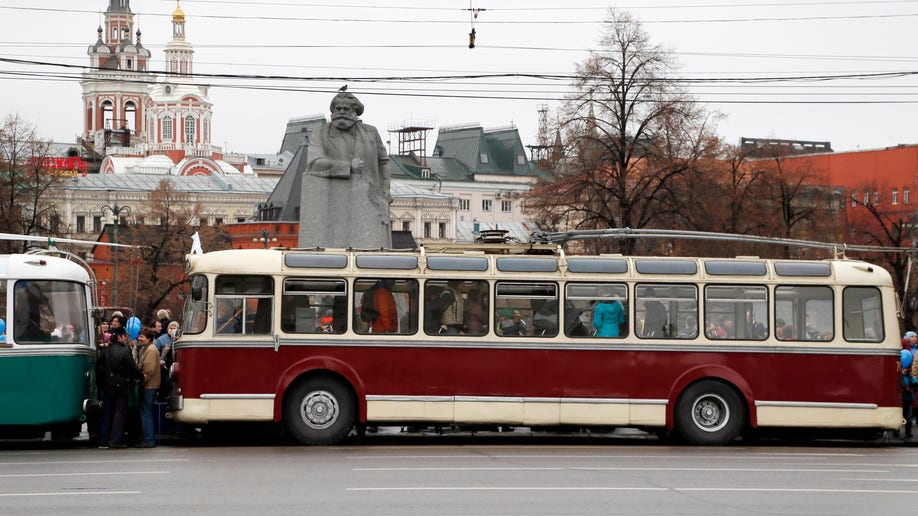 f3f2ca67-Russia Moscow Trolleybuses