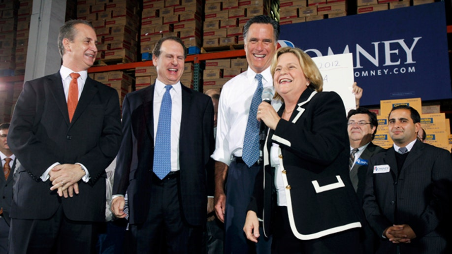 Romney Florida Push