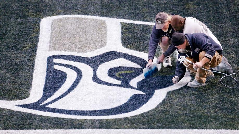 Seahawks Stadium Football