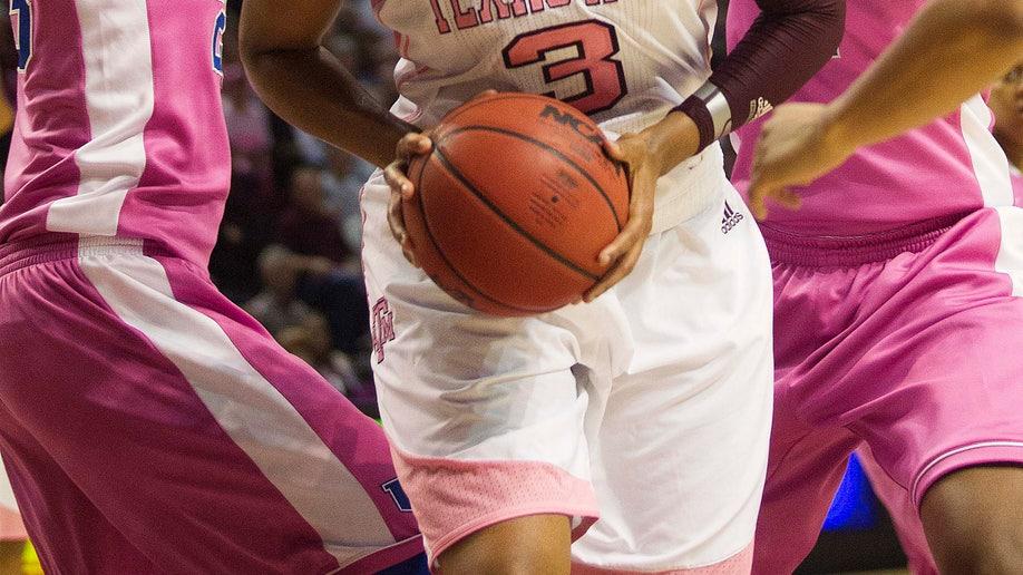 Kentucky Texas A M Basketball