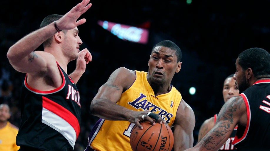 d256340a-Trail Blazers Lakers Basketball